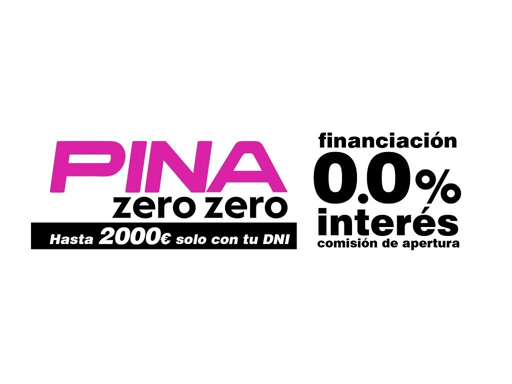 La mejor financiación en Bicis Pina