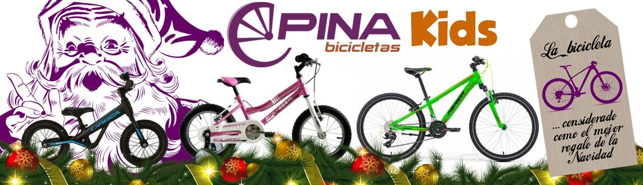 Bicicletas de niñ@s