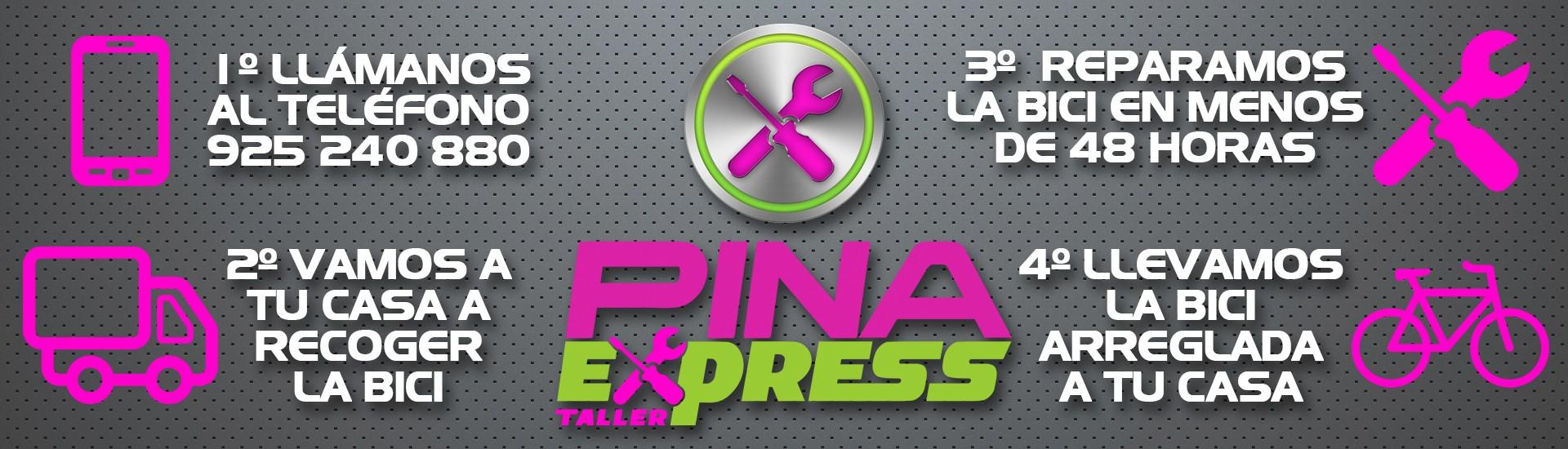 Pina Taller Express