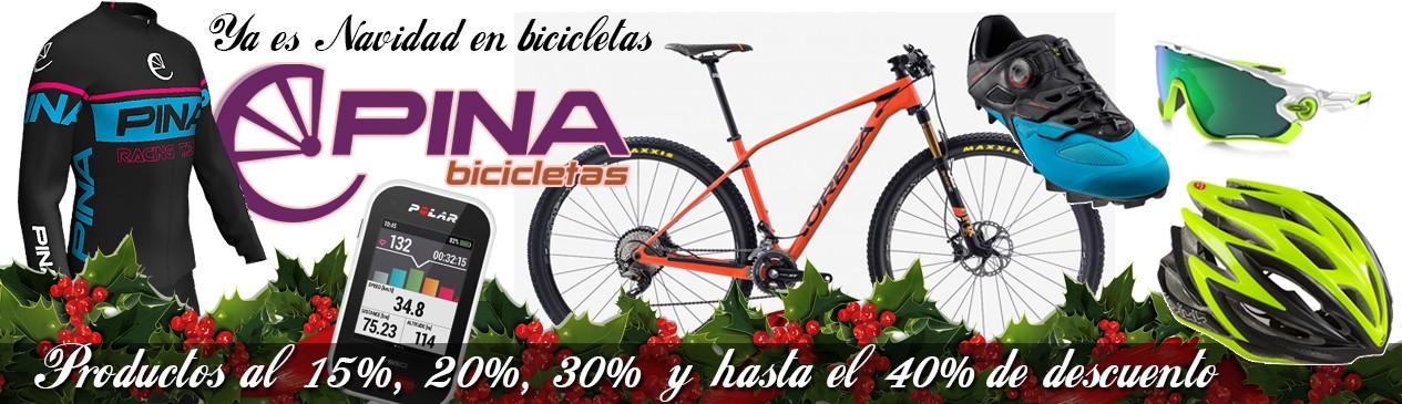 Navidad en Bicis Pina