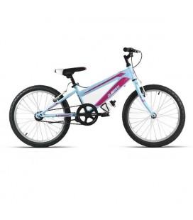 "Bicicleta JL-Wenti 20"" Niña 1 Velocidad"