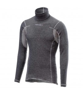 Camiseta interior Castelli Flanders invierno Cuello Alto