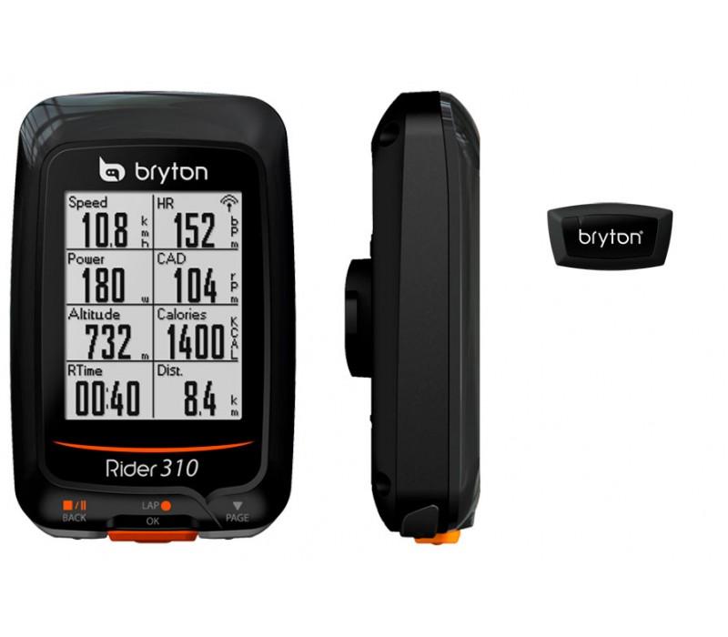 GPS Bryton Rider 310H