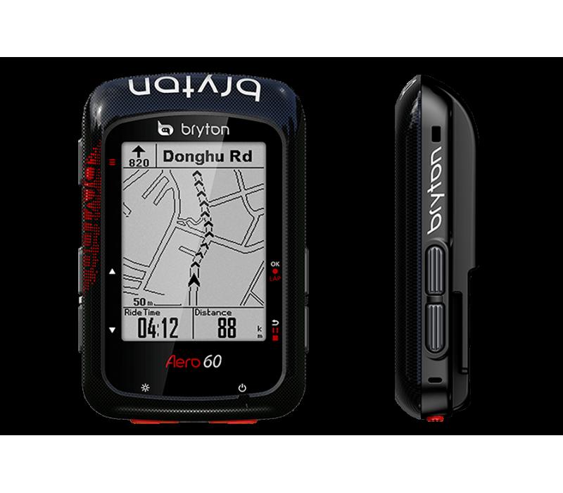GPS Bryton Rider Aero 60E