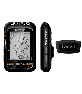 GPS Bryton Rider 450H