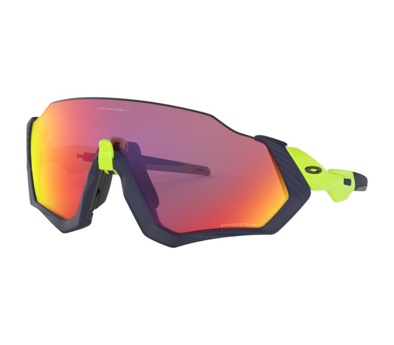 Gafas Oakley Flight Jacket Neon