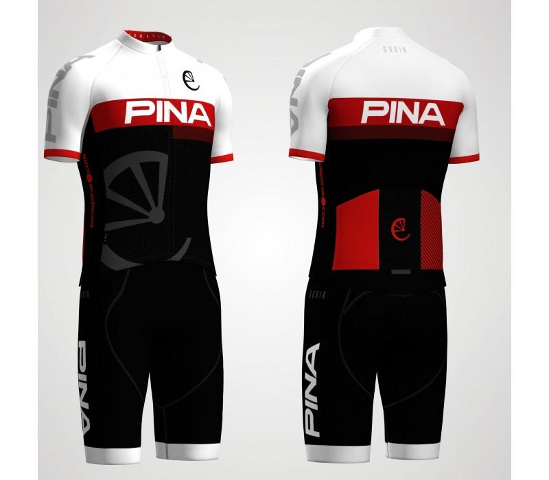 Equipación de verano Gobik Pina Team 2019