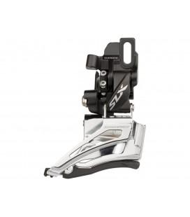 Desviador Shimano SLX FD-M7020 2x11V Anclaje Directo Side-Swing