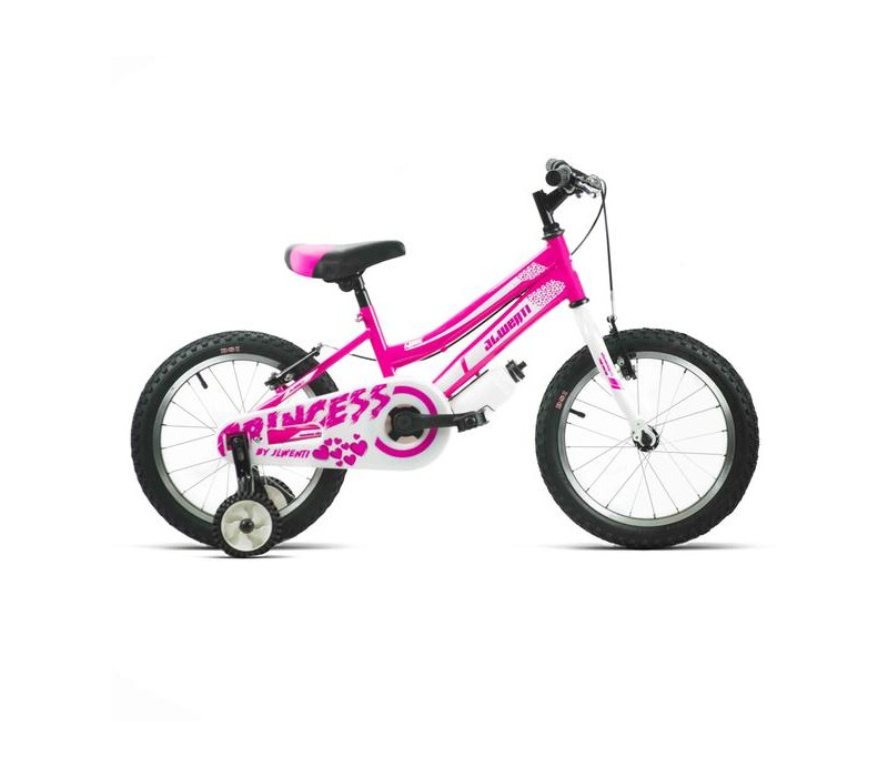 "Bicicleta JL-Wenti 16"" Niña"