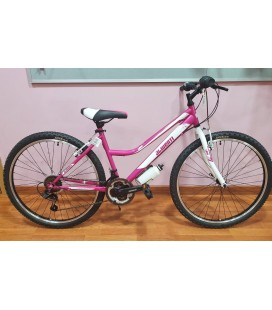 "Bicicleta JL-Wenti 26"" Niña Revoshift"