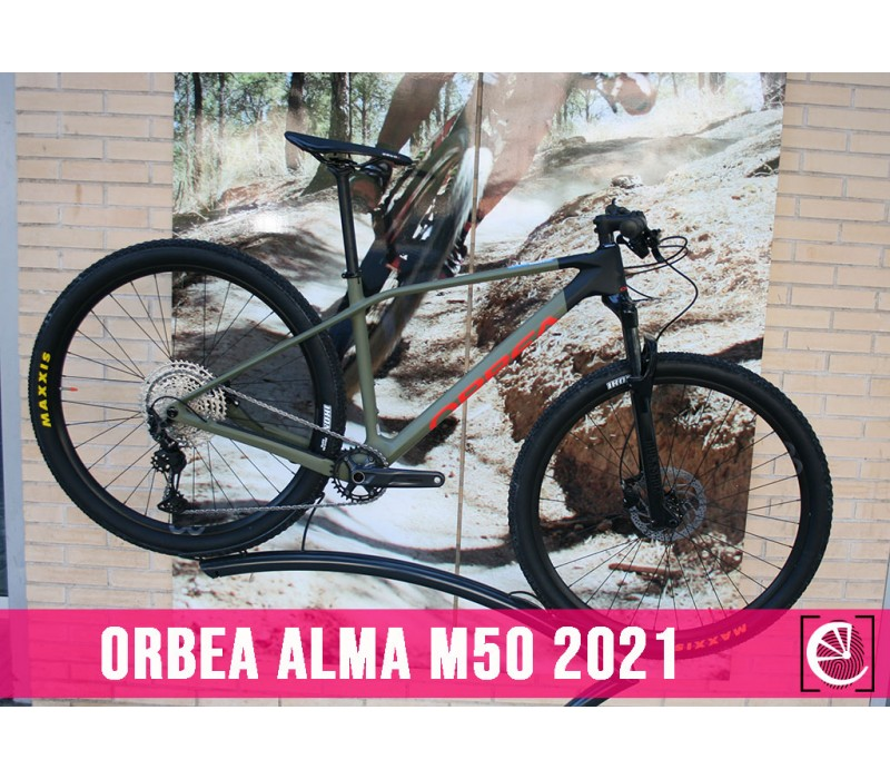 Bicicleta Orbea Alma M50