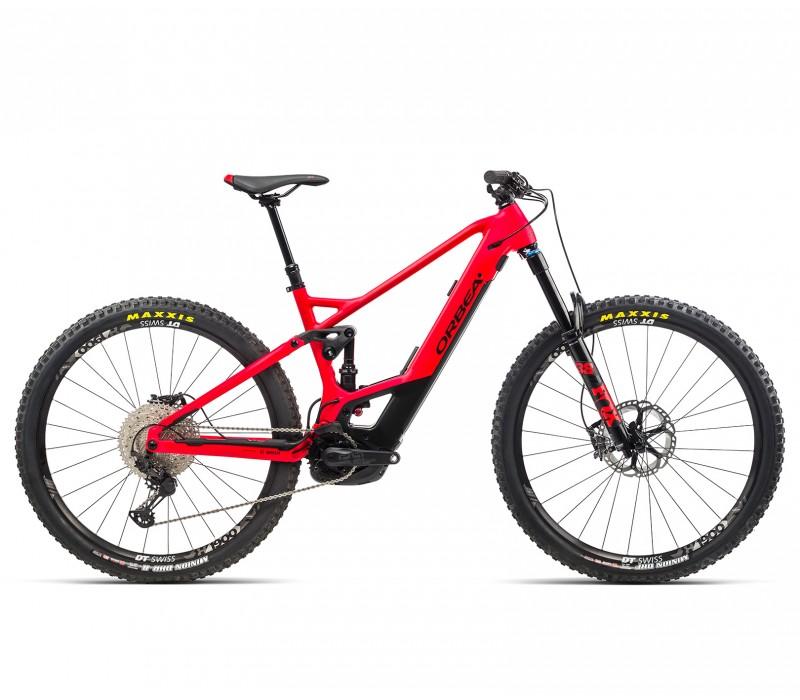Bicicleta Eléctrica Orbea WILD FS H10