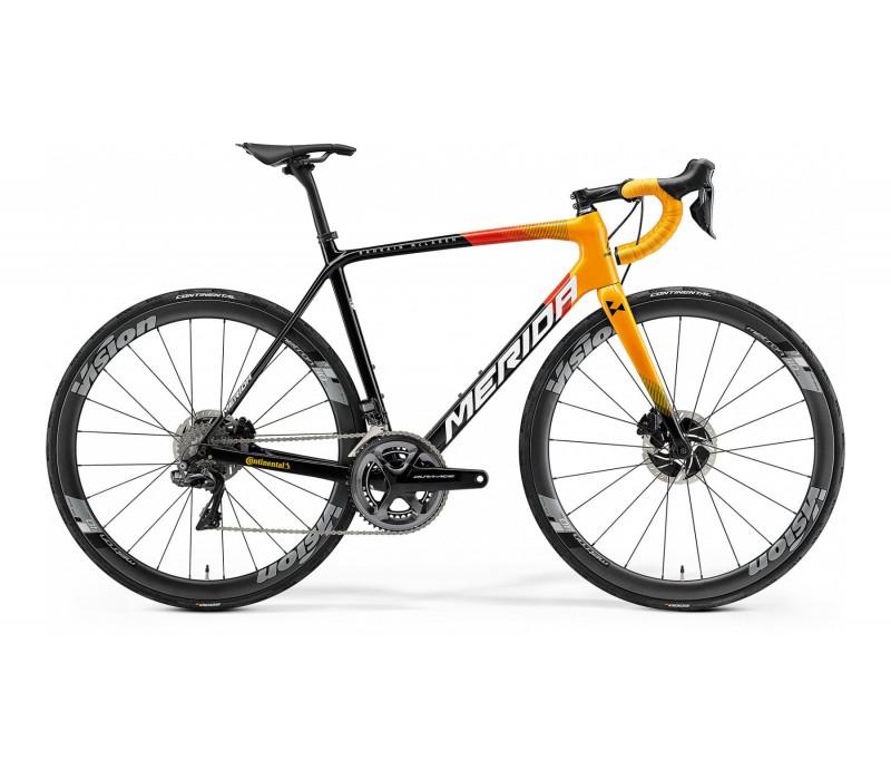 Bicicleta Merida SCULTURA TEAM E