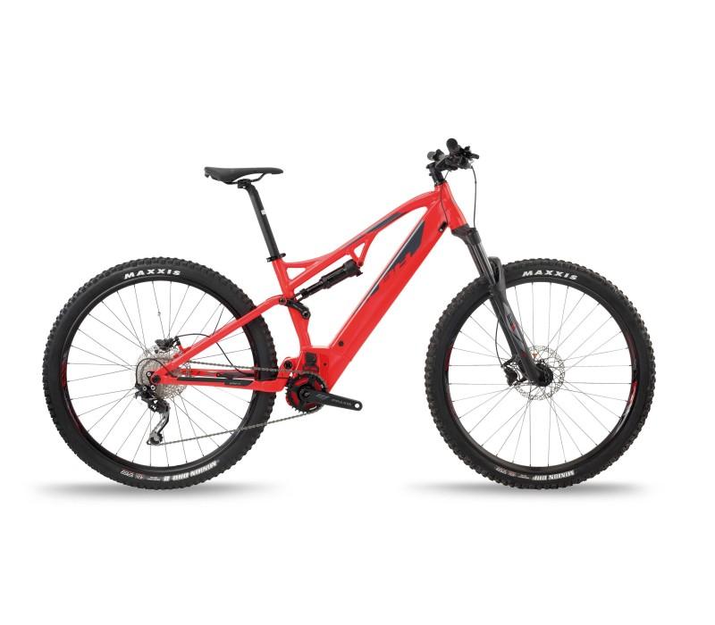 Bicicleta Eléctrica BH ATOM LYNX 5.5 EA801