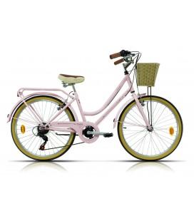 "Bicicleta Megamo 24"" Trivia"