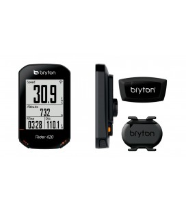 GPS Bryton Rider 420T