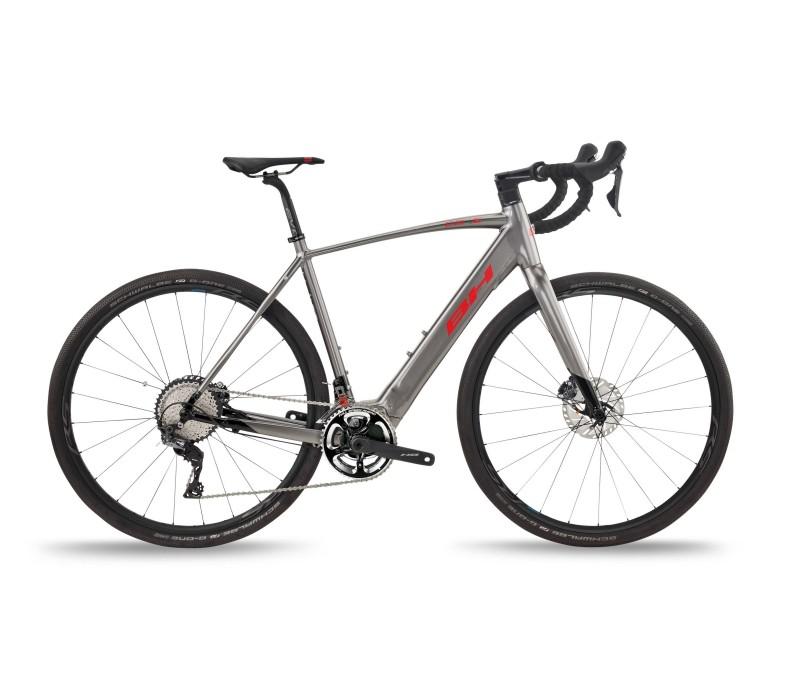 Bicicleta Eléctrica BH CORE GRAVELX 2.4 EC241