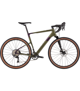 Bicicleta Cannondale Topstone Carbon Lefty 3