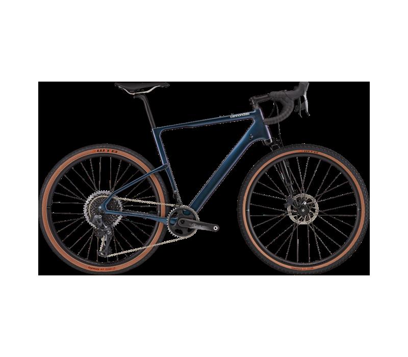 Bicicleta Cannondale Topstone Carbon Lefty 1