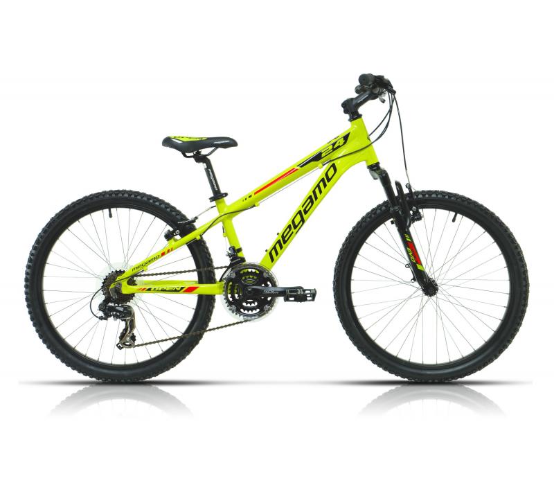 """Bicicleta Megamo 24"""" Open Junior Boy"""