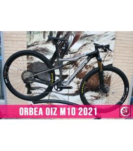 Bicicleta Orbea Oiz M10
