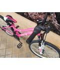 "Bicicleta JL-Wenti 24"" Niña Revoshift+suspension DELTA"