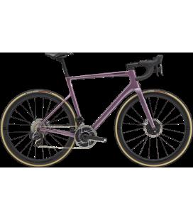 Bicicleta Cannondale Supersix Evo Hi-MOD Disc Red eTap AXS