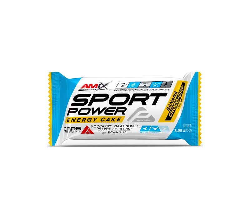 Barrita Amix Sport Power Energy