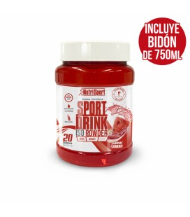Isotonico Nutrisport Sport Drink Iso Powder