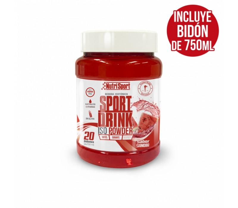 Isotonico Nutrisport Sport Drink Iso Powder