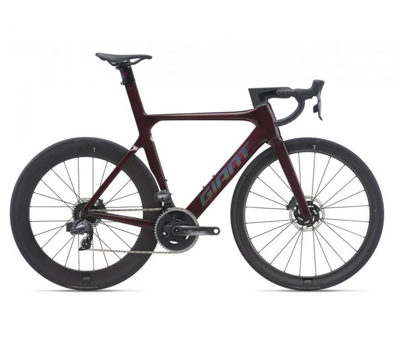 Bicicleta Giant Propel Advanced SL 1 Disc