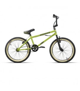 "Bicicleta JL-Wenti BMX 20"" ACERO DIRTY FREESTYLE"