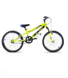 """Bicicleta JL-Wenti 20"""" Niño Suspension 1 Velocidad"""