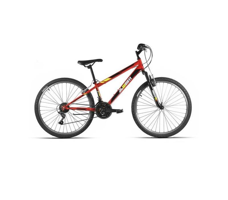 """Bicicleta JL-Wenti 26"""" Niño Suspensión Revoshift"""