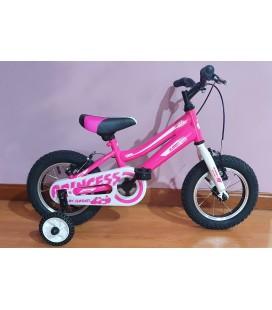 "Bicicleta JL-Wenti 12"" Niña"