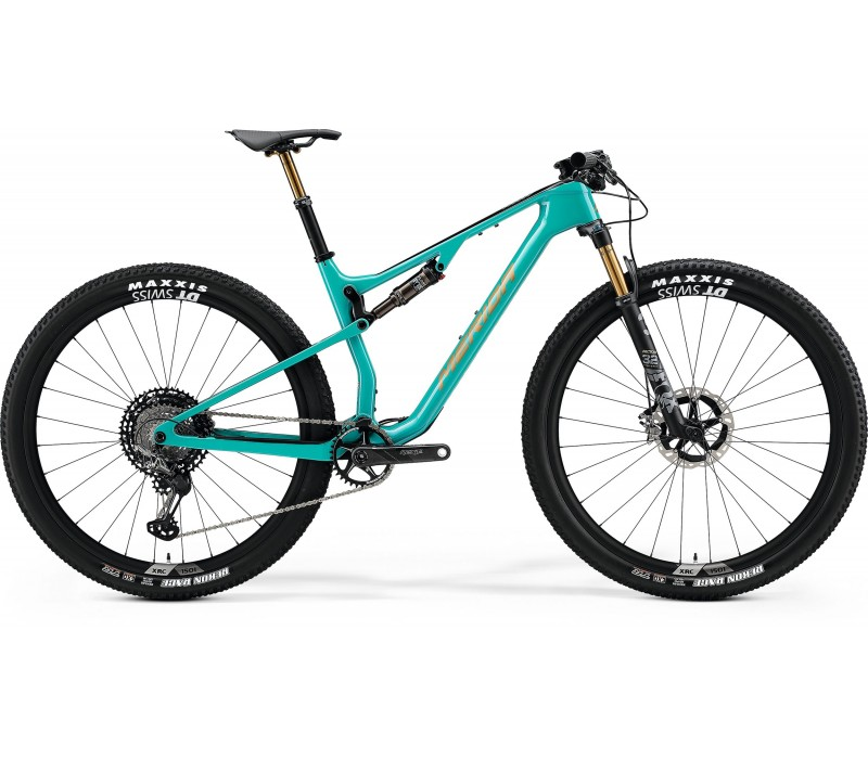 Bicicleta Merida NINETY SIX RC 9000