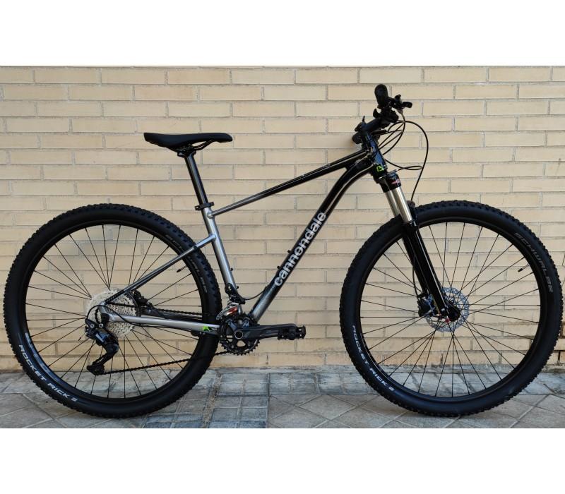 Bicicleta Cannondale TRAIL SL 4