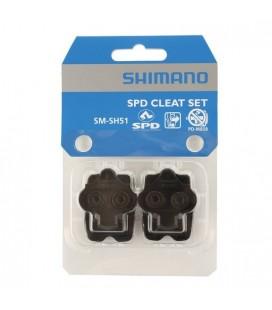 Par de CALAS MTB Shimano SPD SH-51