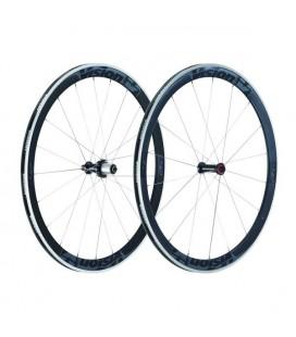 Ruedas Vision Trimax T42 Carbono 10-11v