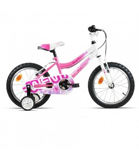 "Bicicleta JL-Wenti 16"" Girl Magic Niña"