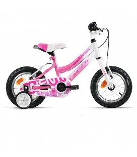 "Bicicleta JL-Wenti 12"" Girl Magic Niña"