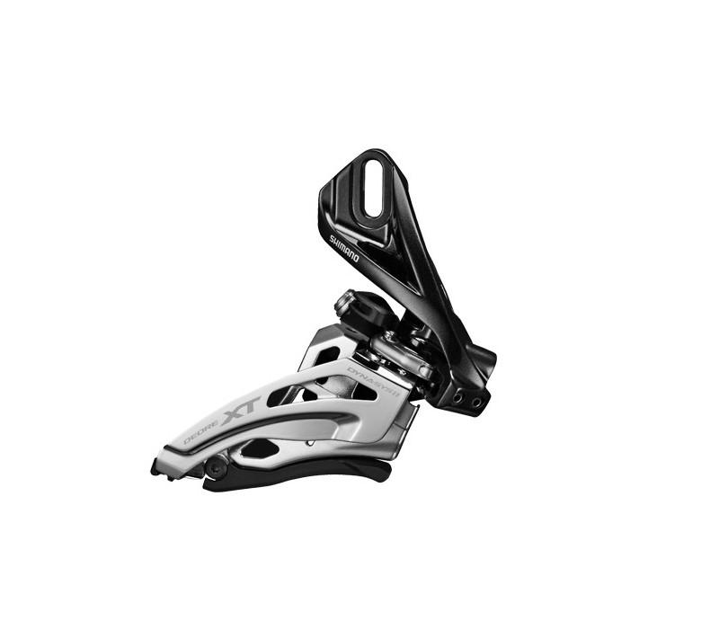 Desviador Shimano XT FD-M8020D6 11x2V Anclaje Directo Side-Swing