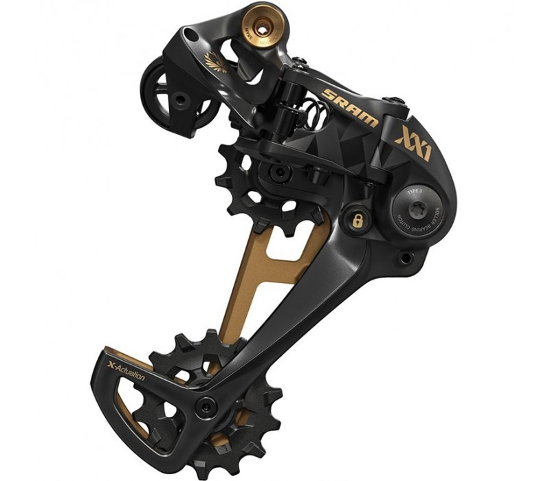 Cambio SRAM XX1 Eagle Type 3 X-HORIZON 12v Gold