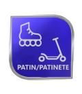 Patin/Patinete