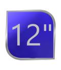 """12"""" (2-3 AÑOS)"""