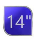 """14"""" (3-4 AÑOS)"""