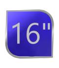 """16"""" (3-5 AÑOS)"""