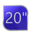 """20"""" (5-7 AÑOS)"""