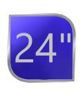 """24"""" (8-10 AÑOS)"""