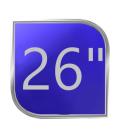 """26"""" (A PARTIR DE 9 AÑOS)"""